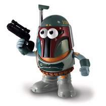 Señor Cara De Papa De Boba Fett Playskool Mr. Poptato Toy
