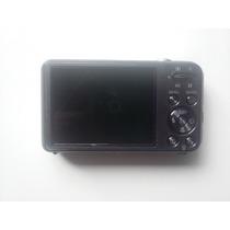 Camera Samsung Pl120 Preto Sem Kit Sem Bateria