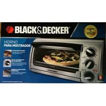 Horno Tostador Black&decker Electrico