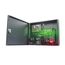 Panel De Control Acceso Ip Para 2 Puertas Modelo:sysca-2r-2d