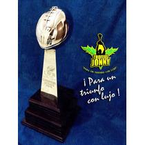 Trofeo Futbol Americano Tipo Nfl Vince