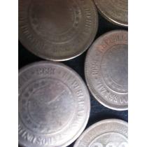 Moeda 200 Reis 1889/1898 Séries Raras Oportunidade