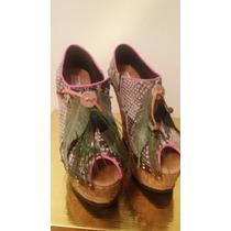 Zapatos Boca De Pez Luciano Marra