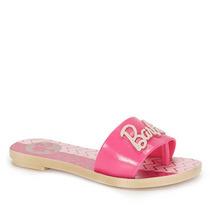 Tamanco Infantil Grendene Barbie Lace - 23 Ao 34 - Pink