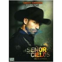 Dvd El Señor De Los Cielos 3 Vol. 2