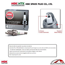 Vela De Ignição Ngk V Power Honda Fit 1.4 Dsi Twin Spark 03