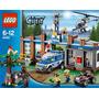 Lego City - Delegacia Da Polícia Florestal 4440 - 633 Pç