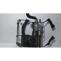 Radiador Intercooler Terracam Completo C/ventuinha