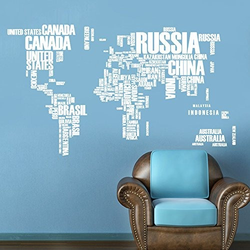 Ferris store palabras en ingls world map wall art decor st ferris store palabras en ingls world map wall art decor st 137900 en mercado libre gumiabroncs Choice Image