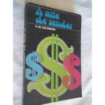 * Livro - A Arte De Vender - Auto-ajuda
