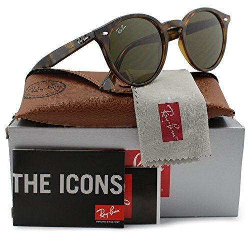 66bf439c0d4a7 Oculos De Sol Ray Ban Round Rb2180 Feminino Masculino - R  158,90 em  Mercado Livre