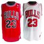 Camisa Nba Bulls Michael Jordan 23 - Sedex Grátis Original