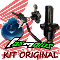 Kit De Cerraduras Original Honda Cbx Twister 250 - Fas Motos