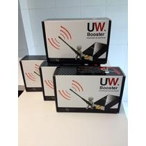 Amplificador De Sinal Wireless Uw Booster Techxplore