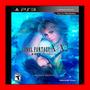 Final Fantasy X X-2 Hd Remaster Ps3