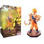Muñeco Figura Goku Super Sayayin - Dragon Ball Z