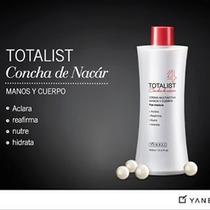 Crema Para Manos Y Cuerpo, Totalist 4 Multiactiva De Yanbal