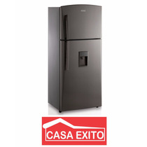 Refrigeradora Indurama Nf Ri-480 Quarzo 3 Cromada ,no Frost