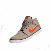 Botitas Nike Suketo Mid Hombres (617020-200) - Todo Deportes