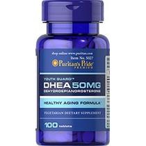 D_ea - 50mg - 100 Tabletes, Lacrado, Importado!