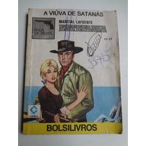 Livro De Bolso M.l. Estefania A Viuva De Satanás N° 12