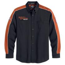 Camisa Manga Longa Original Harley Davidson
