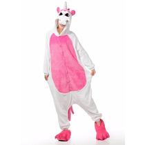 Pijama Adulto Macacão Unicórnio Kigurumi - Sob Encomenda