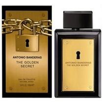 Perfume The Golden Secret Antonio Banderas 200ml Original