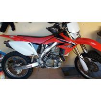 Honda Crf450x Blanco Rojo Y Negro