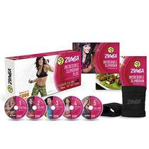 Zumba Fitness Increíble Sistema De Dvd Slimdown