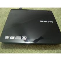 Unidad Quemadora Dvd Cd Externa Samsung Se208 Compatible Wii