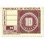 Timbre Fiscal De 10 Bs. República De Venezuela Seniat Nuevo