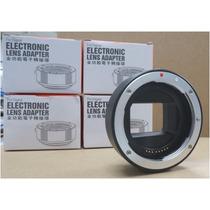 Anel Adapt. C/ Af Fotga Ef/ef-s Canon P/ Sony E-mount A7 Nex