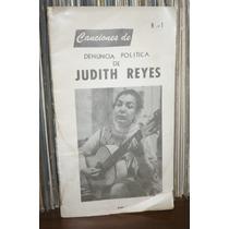 Judith Reyes Canciones De Denucia Politica Revista