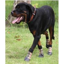 Cão Sapato Impermeável Tenis Meia Chuva Antiderrapante 4 G