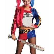 Disfraz Bate Inflable Suicide Squad: Harley Quinn Bat