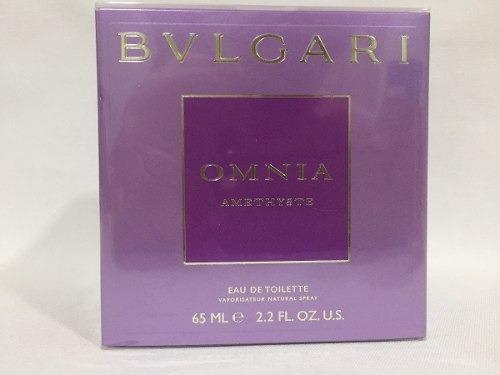 2af7d46fb33 Perfume Bvlgari Omnia Amethyste Feminino Edt 65ml Original - R  214 ...