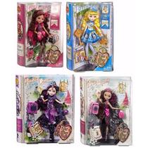 Kit Coleção Bonecas Mattel - Ever After High - 4 Unidades