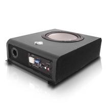 Caixa Amplificada Classe D Falcon Xs200 Slim 8 Pol. 200w Rms