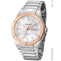 Relógio Magnum Masculino Ref: Ma33862q - Automático
