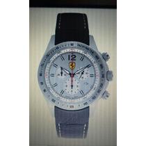 Relógio Scuderia Ferrari Modelo Chrono