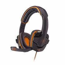 Fone De Ouvido Headset Gamer Oex Hs203 - Conexão Usb