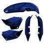 Kit Carenagem P/ Titan Cg 125 Ano 2003 2004 Azul Perolizado