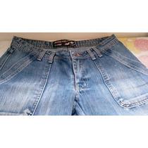 Calça Jeans Cropped Feminino Hands Off