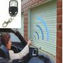 Control Remoto Universal Para Garajes, Frecuen 433 Mhz