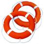 Aro Salvavidas Solas Para Embarcaciones Y Yates 2,5 Kg