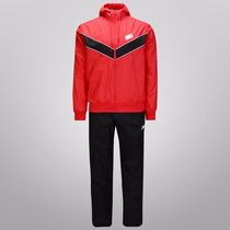 Conjunto Nike Chamarra Y Pantalon Correr Training Adidas