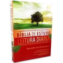 Bíblia De Estudo Leitura Diária - Central Gospel