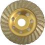 Turbo Disco Desbaste Diamantado Concreto Mármore Granilite