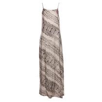 Sarkany Covelo - Vestido Mujer Largo Frontal Regulable